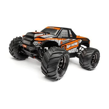 Radiostyrd Bil HPI Racing Bullet Mt Flux 4WD Monster Truck