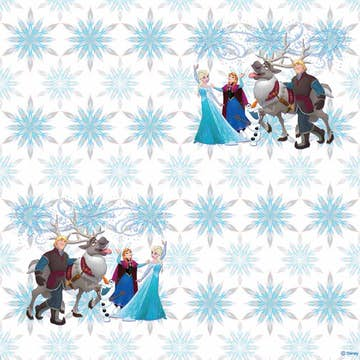 Tapet Wallfashion WPD9732 Disney Frost