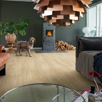 Laminatgolv Pergo Elegant Plank Light Valley Oak 1-Stav
